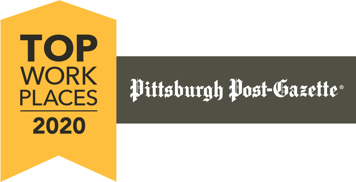 Pittsburgh Top Work Places Winner