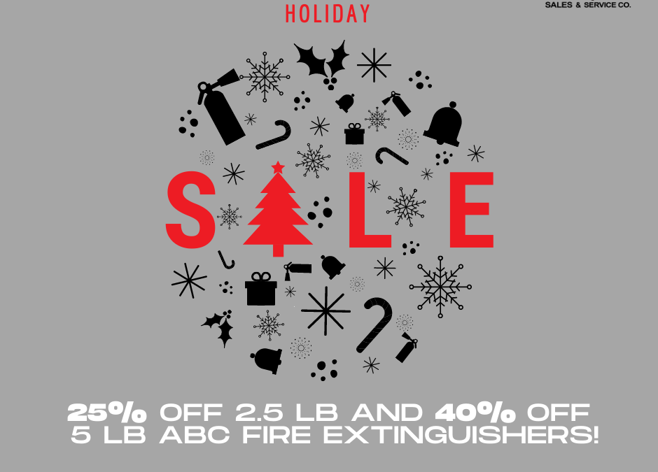 Top Fire Protection Equipment Supplier Offers Discount On Fire Extinguishers